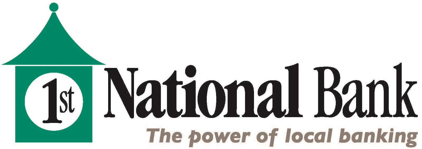 First national bank brighton logo